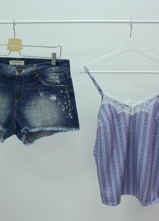 Шорты джинсовые bonobo jeans