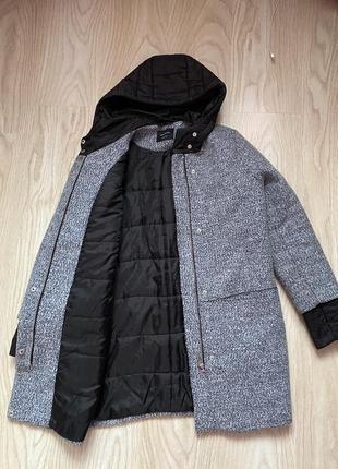 Пальто тёплое reserved размер s