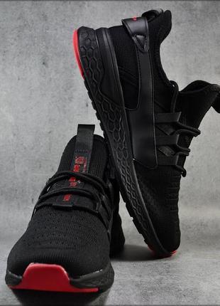 Мужские кроссовки bs-x black