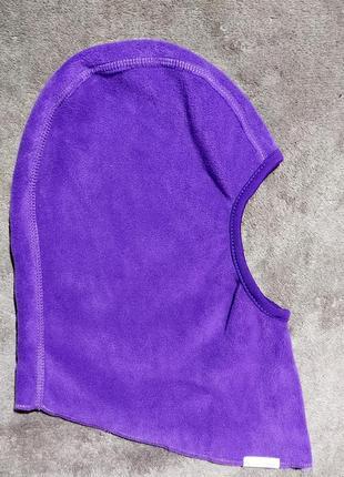 Балаклава  everest фиолетовая  детский one size
