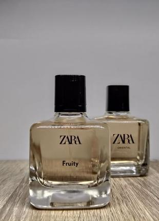 Zara fruity/zara oriental
