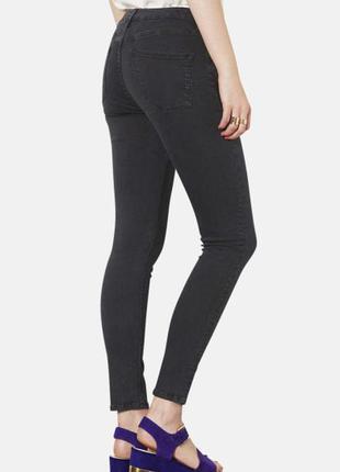 Скини, плотный джинс