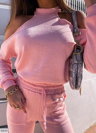 Костюм штаны кофта свитер ангора