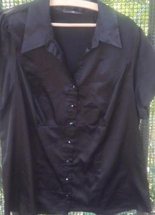 Блузка на пышные формы