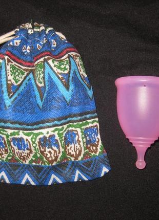 Менструальная чаша, менскап, капа, три размера