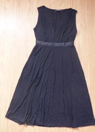 Черное платье burton