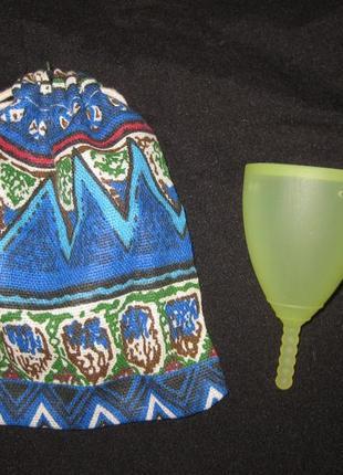 Менструальная чаша, 3 размера, экономия и комфорт, менскап
