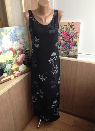 Длинное платье esprit