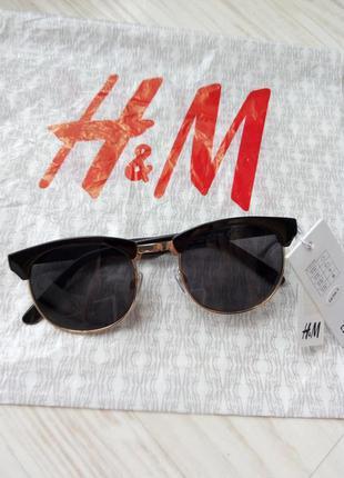 Модные очки от h&m