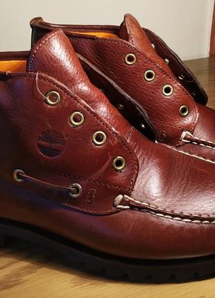 Нові timberland ботинки.  сделанные в доминиканской республике!