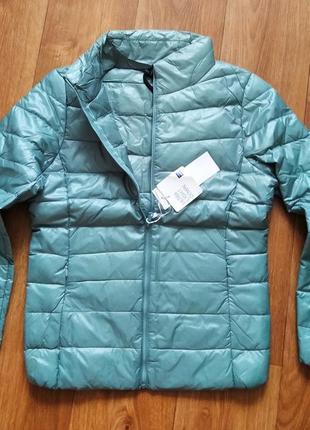 Куртки женские олива тёмный и светлый