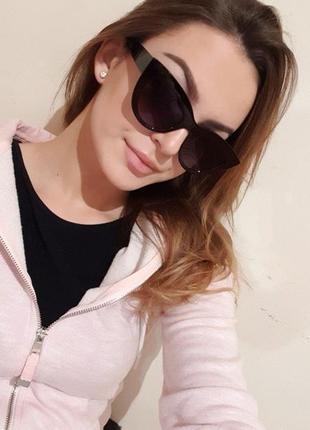 Распродажа! тренд 2021! моднявые женские очки!3 фото