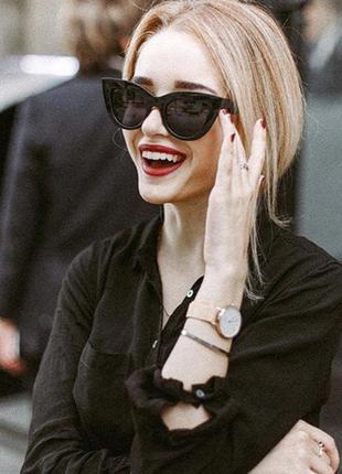 Распродажа! тренд 2021! моднявые женские очки!2 фото