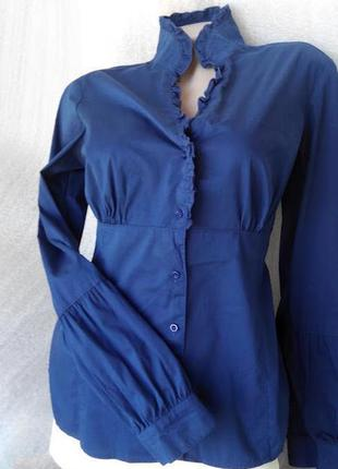 Эффектная блуза рубашка от esprit