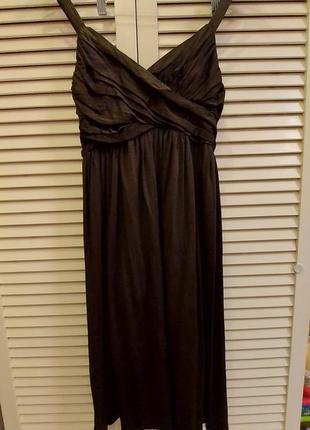 Вечернее нарядное платье zara  зара миди