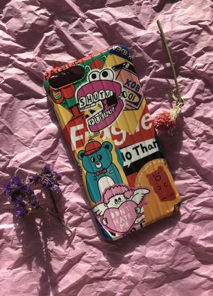 Чехол айфон 7+ iphone 7+