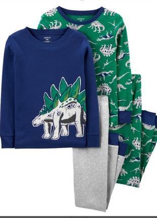 Пижама картерс 6т