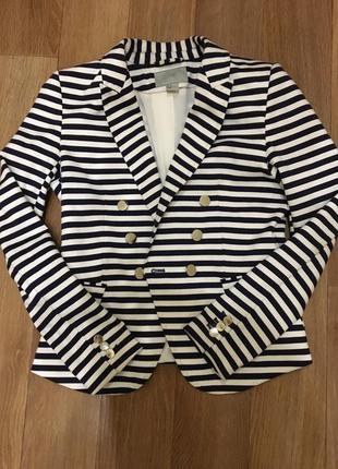 Классный пиджак h&m