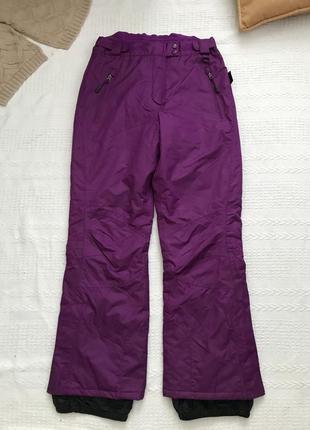 Круті лижні штани. крутые лыжные штаны