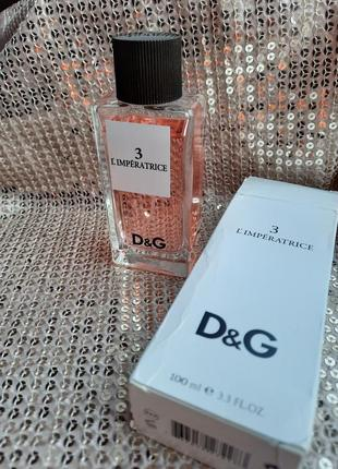 Gabbana l'ipperatrice парфумована вода 100