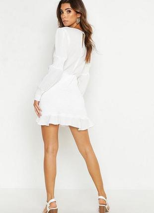 Очень красивое платье boohoo