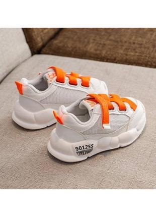 Кроссовки детские yaoz оранж