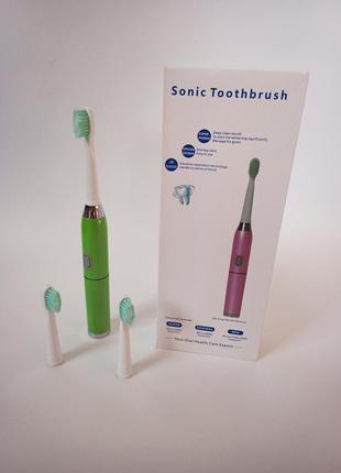 Зубна електрощітка
