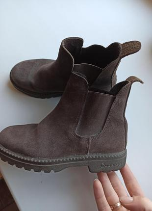 Ботинки для конного спорта fouganza