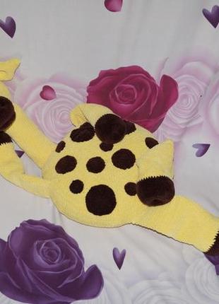 Жираф-подушка