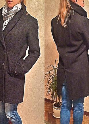 Базовое пальто zara