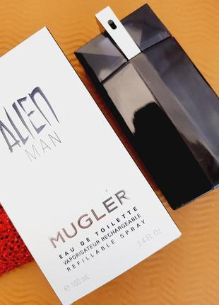 🔥alien man🔥mugler🔥 мужская парфюмерная вода мюглер