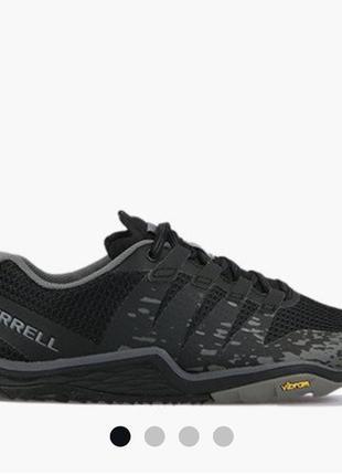 Кроссовки merrell trail glove 5 j52850