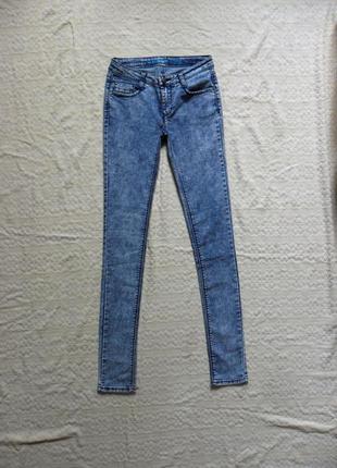 Cтильные джинсы варенки скинни denim co, 8 размера.