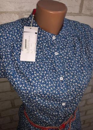 Новая с биркой !брендовая блуза/рубашка only  оригинал