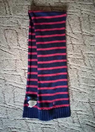 Фирменный шарф polo ralph lauren