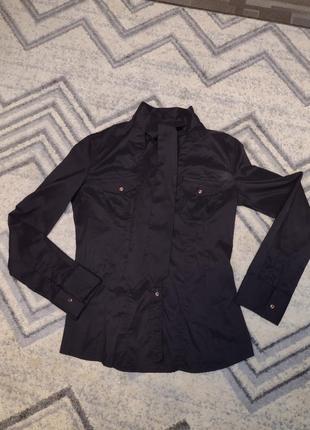 Рубашка trussardi оригинал, новая, хлопок