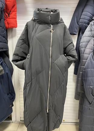Женское зимнее пальто hannan liuni