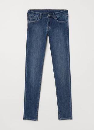 Стильные женские джинсы skinny h&m, размер s