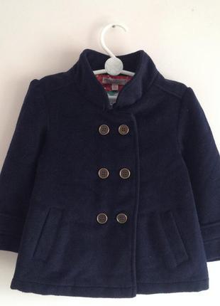 Курточка m&s - 1.5-2 роки
