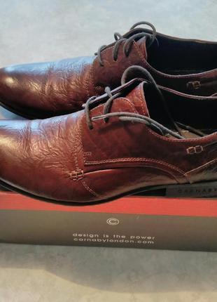 Мужские туфли carnaby