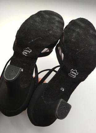 Туфлі для бальних танців2 фото