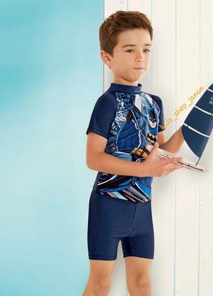 Купальный костюм disney с защитой uv 50. размер 74-80, 86-92, 98-104р