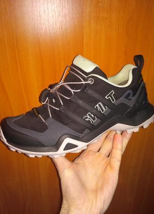 Трекинговые кроссовки adidas terrex gtx, 40 размер, оригинал