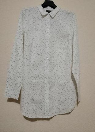 Удлиненная рубашка - блуза от esmara)