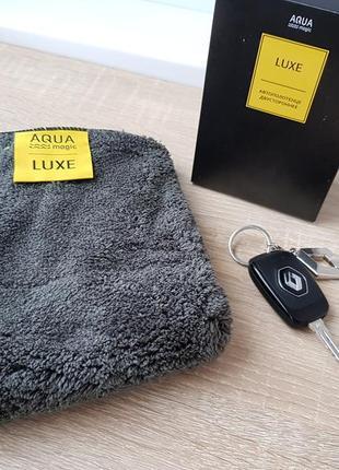 Greenway aquamagic luxe полотенце авто салфетка тряпка