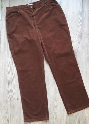 Вельветовые стрейчевые джинсы brax