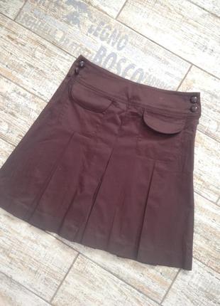 Новая офисная #школьная юбка#юбка sinequanone#