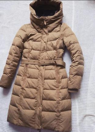 Пуховик {зимняя куртка}