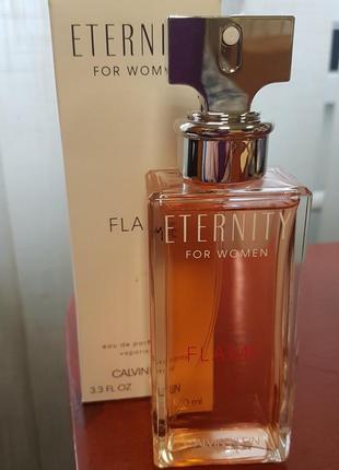 Calvin klein eternity flame for women