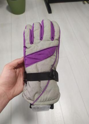 Перчатки лыжные - (женские , подростковые)